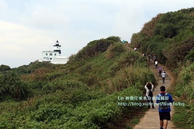 圖七 台灣最北富貴角,親臨海岸風貌的美景。.JPG - 三芝農家樂