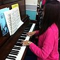 音樂教室part2  彈一手好琴 ...心裡想的