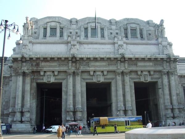 米蘭中央車站