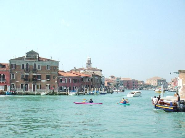 入港了之威尼斯彩色玻璃島Murano