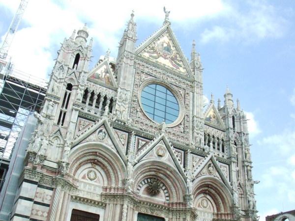 Siena Duomo之正面漂亮漂亮好漂亮