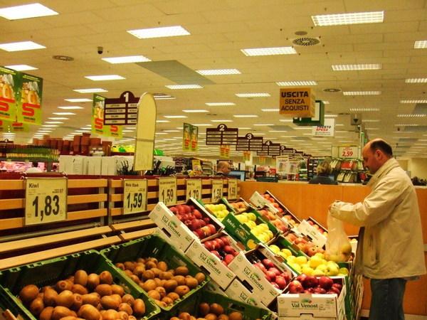 超市入口之新鮮蔬果映滿目part2