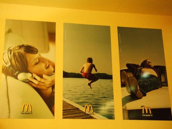 麥當勞是大家的好朋友之看~大家多快樂啊