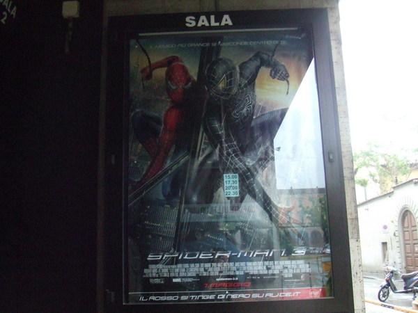 蜘蛛人是全世界共通的語言?!XD