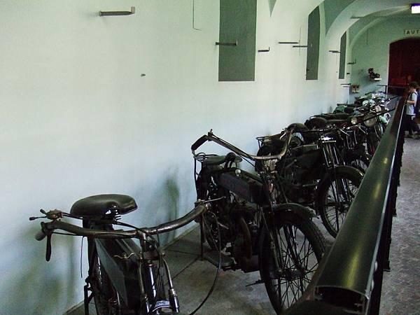 從 bi 到 moto @義大利達文西科學技術博物館