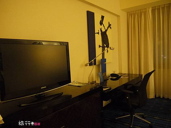 香港天際萬豪飯店2