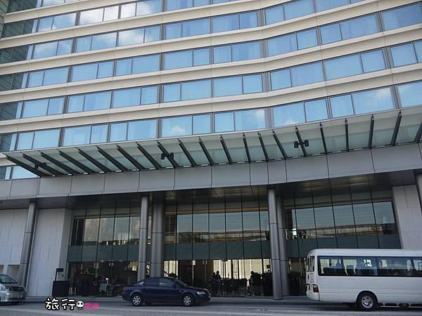 香港天際萬豪飯店9