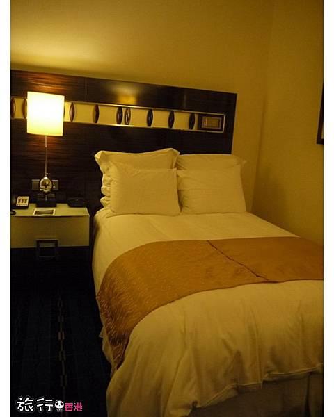 香港天際萬豪飯店11
