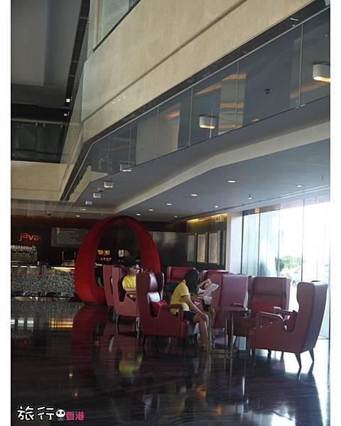 香港天際萬豪飯店17