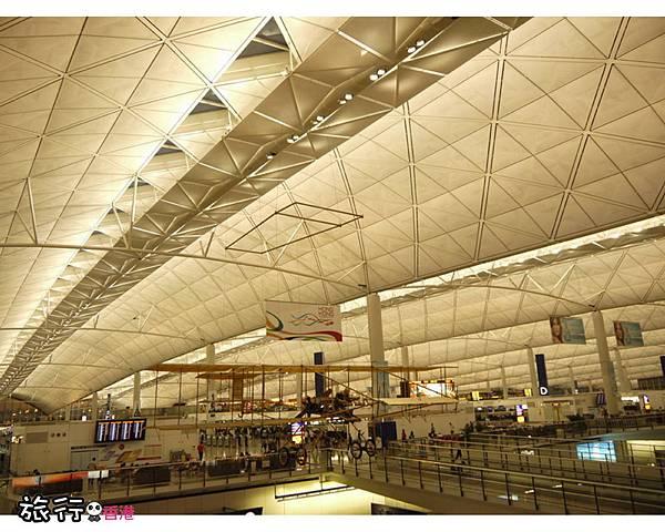 香港赤臘角機場02