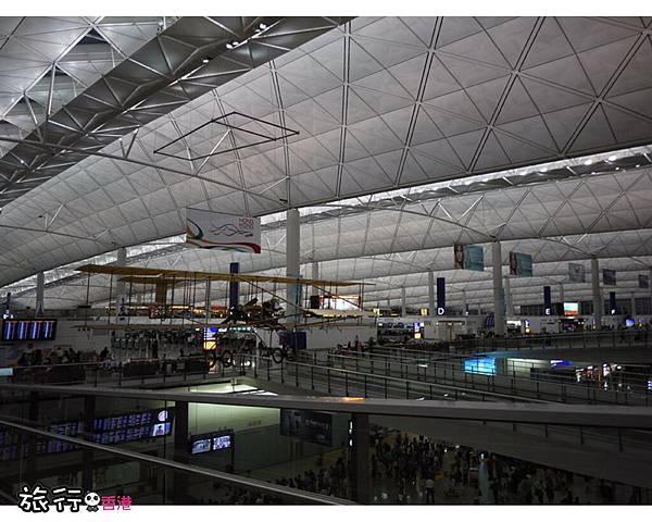 香港赤臘角機場11