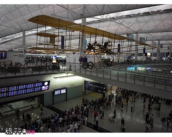 香港赤臘角機場12