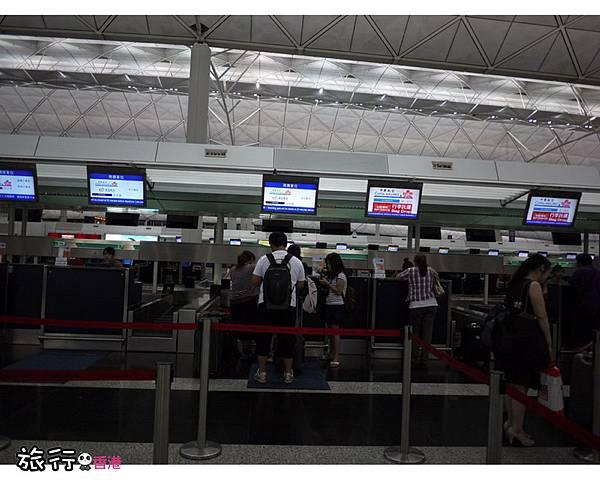 香港赤臘角機場13