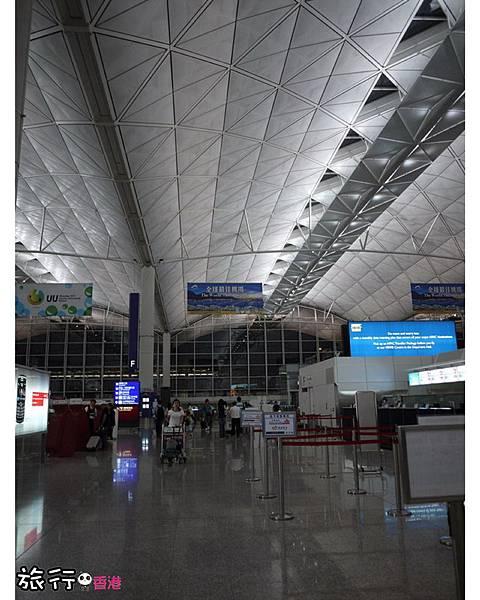 香港赤臘角機場30