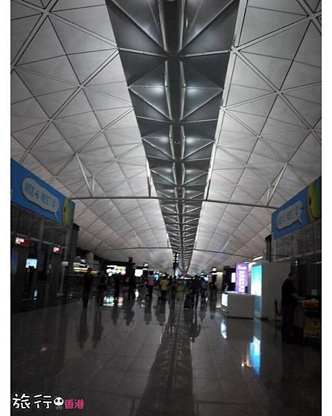 香港赤臘角機場37