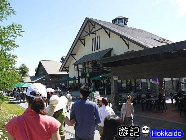 富良野FLOWER LAND花田29
