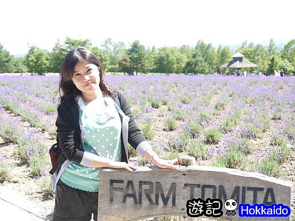 富良野FLOWER LAND花田50