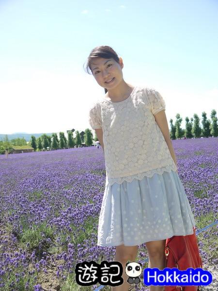 富良野FLOWER LAND花田56