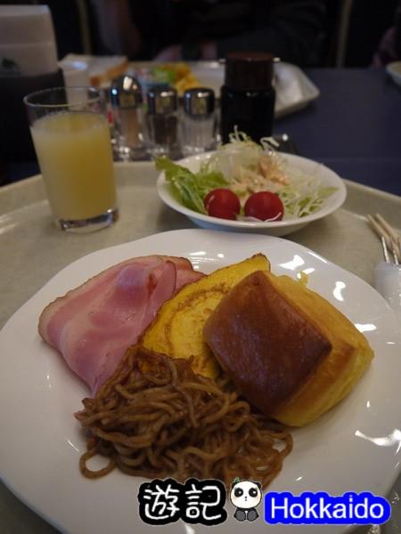飯店早餐01