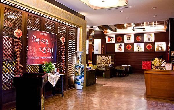 東東粵菜餐廳001