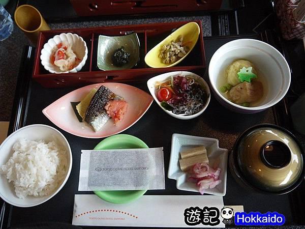 札幌東京巨蛋早餐04