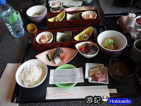 札幌東京巨蛋早餐12