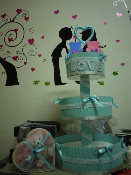 蛋糕塔09