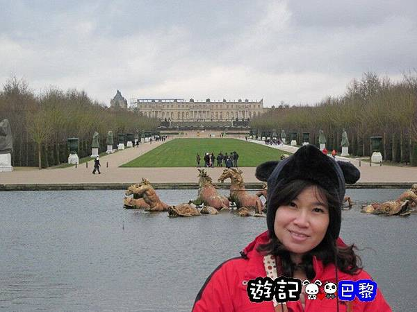 凡爾賽宮庭園02