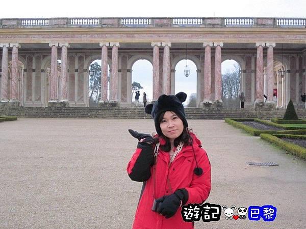 凡爾賽宮庭園08