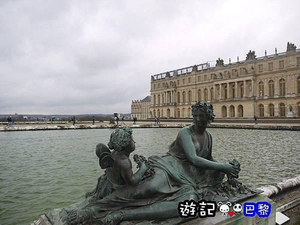 凡爾賽宮庭園20