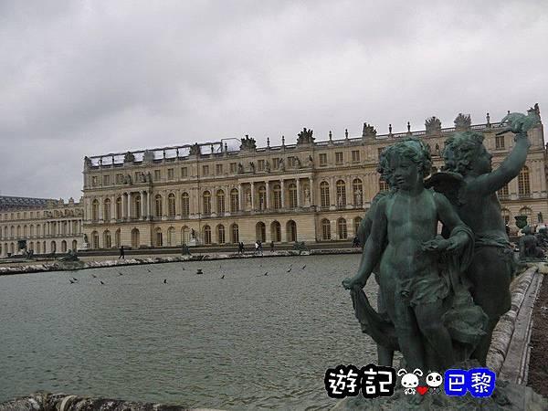 凡爾賽宮庭園21