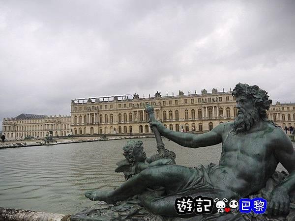 凡爾賽宮庭園22