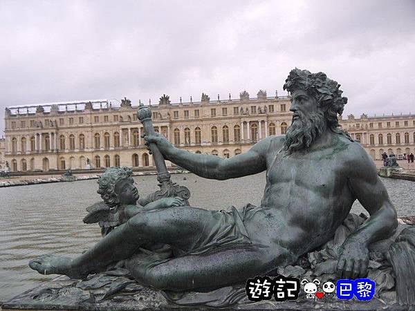 凡爾賽宮庭園23