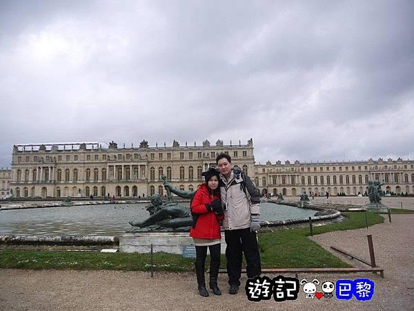 凡爾賽宮庭園24