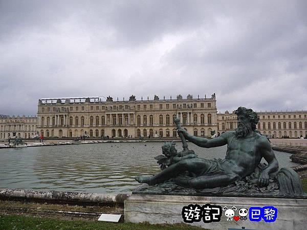 凡爾賽宮庭園25