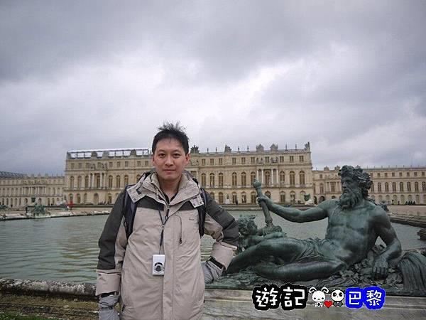 凡爾賽宮庭園26