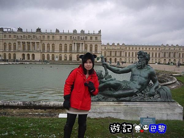 凡爾賽宮庭園27