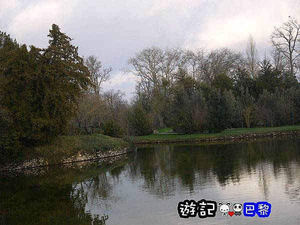 凡爾賽宮庭園74