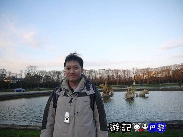 凡爾賽宮庭園92