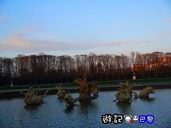 凡爾賽宮庭園93