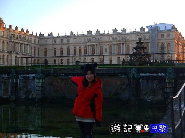凡爾賽宮庭園94