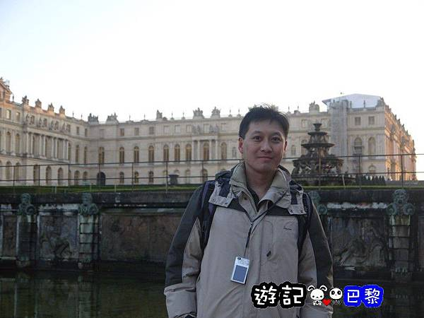 凡爾賽宮庭園96