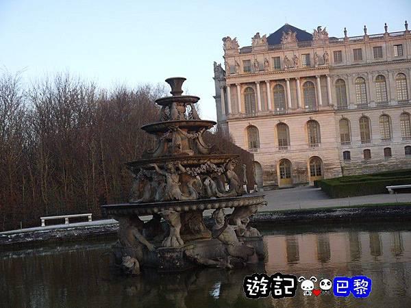 凡爾賽宮庭園98