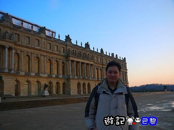 凡爾賽宮庭園100
