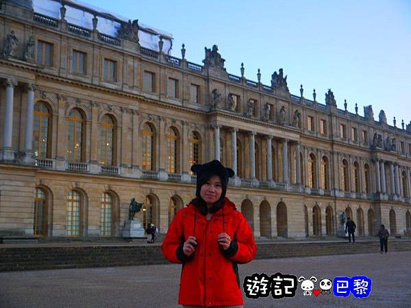 凡爾賽宮庭園103