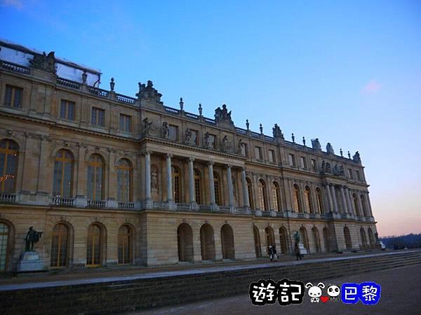 凡爾賽宮庭園106