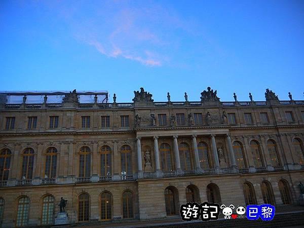 凡爾賽宮庭園108