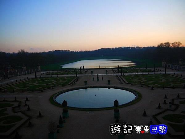 凡爾賽宮庭園114