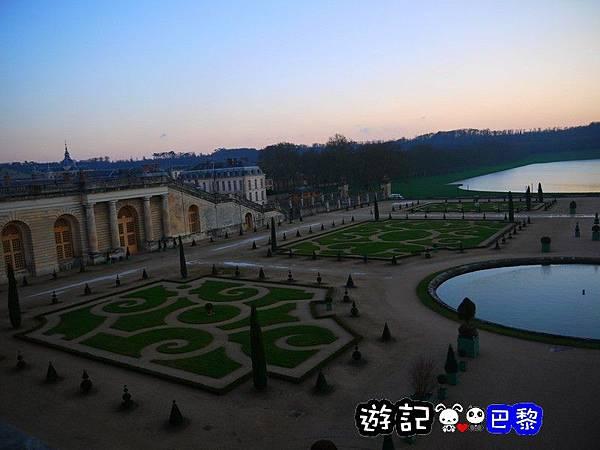 凡爾賽宮庭園115