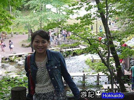 京極羊蹄湧水公園13